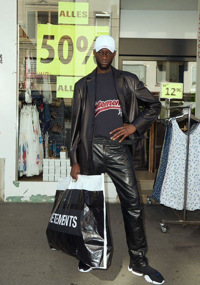 Vetements ss 2018